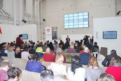 Charla de Juan Merodio en Zaragoza Activa organizada por nerion y AJE Aragón - 9 de Febrero 2012