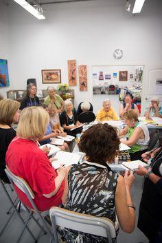 Great people, great art, great fun http://kensingtonartsupply.com/