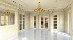 Le Palais Royal, was intricately created to inspire, evoke emotion and convey sophisticated beauty.
