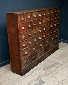 kitchen cabinets with drawers vintage industrial oak blueprint cabinet storage wood 6468