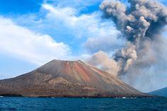Ujung Kulon National Park Krakatoa Indonesia UNESCO