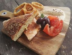 Traditional greek plater.