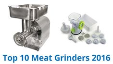 Meat Grinders Reviewed In This Wiki: Kitchen Basics 3-in-1 Maverick MM-5501 Mince Maste... Best Whitening Toothpaste, Meat Grinders, Toilet Brushes And Holders, Best Meat, Metal Gear, Espresso Machine, Good Things, Kitchen, Cucina