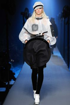 Jean Paul Gaultier Couture Automne 2015 - Collection - Galerie - Style.com