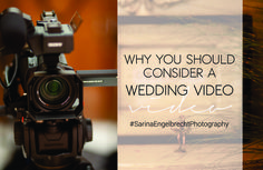 My humorous take on why you should consider a wedding video. #SarinaEngelbrechtPhotography