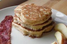 Latvian yeast pancakes