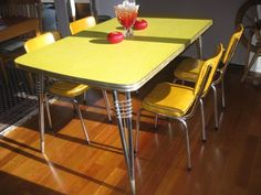 for sale on ebay from jessiemeyhem sunny retro dining table and