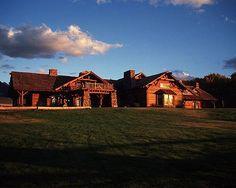 Lodge at Sun Ranch in Montana.
