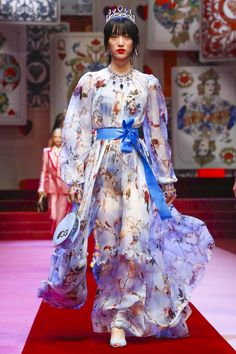 Dolce & Gabbana Ready To Wear Spring Summer 2018 Milan
