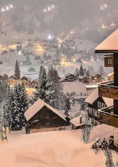The best kind of winter wonderlands in Switzerland (: – All Pictures Winter Szenen, Winter Love, Winter Magic, Winter Christmas, Magical Christmas, Winter Night, Merry Christmas, Wonderful Places, Beautiful Places