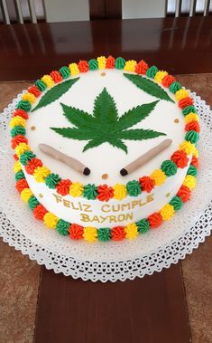 420 Shirts: 420 & Marijuana Clothing,Weed Shirts, T-Shirts and Accessories. Shop cannabis t-shirts created by independent artists from around the globe. Weed Birthday Cake, Crazy Birthday Cakes, Glass Pipes And Bongs, Birthday Presents For Girls, 21st Cake, Cannabis, Girl Cakes, Party Cakes, Cake Designs