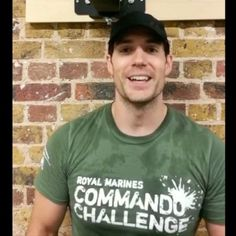 Oh and I'll sign it too if you like! #CommandoChallenge #JusticeLeague #JustGiving