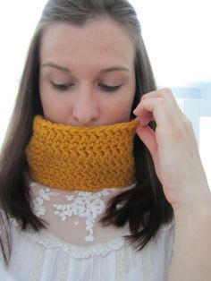 Chunky crochet cowlettes https://www.etsy.com/listing/201713447/made-to-order-chunky-crochet-cowlette