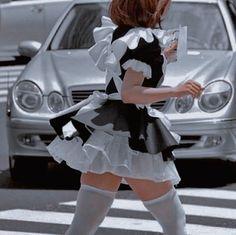 imagen descubierto por aiko. Descubre (¡y guarda!) tus propias imágenes y videos en We Heart It Aesthetic Japan, Aesthetic Girl, Aesthetic Clothes, Travel Aesthetic, Japanese Aesthetic, Korean Aesthetic, Aesthetic Grunge, Maid Outfit, Maid Dress
