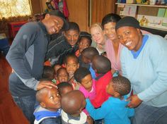 The team at Children of Hope Pre-School, Cape Town www.africanimpact.com