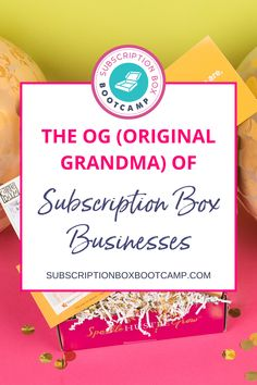 In this episode, Julie gets a little personal and shares the story of how her grandmother earned the status of being the OG (original grandma) of subscription boxes. Start a Subscription Box, Start a Sub Box, How to start a subscription box, How to Make Money, Entrepreneur Inspiration, Business Thoughts, Business Plan Execution, Business Launch Ideas, Subscription Box Business, Business Coaching, Trendy Business Ideas! #business #subscriptionbox #trendybusiness #prelaunch