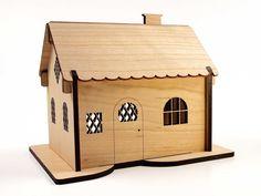 Storybook Cottage: Quarter Scale (DIY) | leafpdx