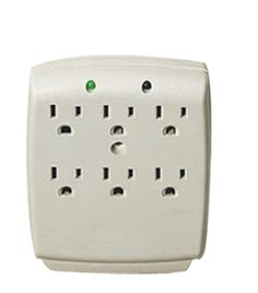 Electrical Outlet Color Camera with Built-in DVR