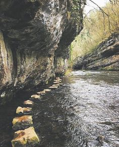 "Millers Dale, Peak District - This place looks so AWESOME! I hope to visit the UK someday, & this place will definitely be on my ""UK Bucket List""! Places To Visit Uk, Scenic Photography, Aerial Photography, Night Photography, Photography Tips, Landscape Photography, Wedding Photography, British Travel, Roadtrip"
