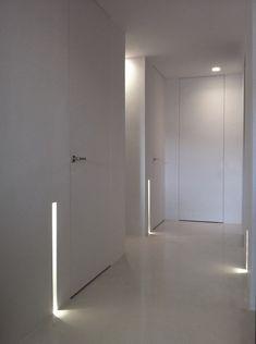 AirCoral® wall lamp / ceiling lamp BLADE by Buzzi & Buzzi Corridor Lighting, Cove Lighting, Linear Lighting, Outdoor Wall Lighting, Strip Lighting, Interior Lighting, Recessed Wall Lights, Ceiling Lamp, Ceiling Lights