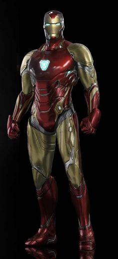 A rough approximation of what the new Iron Man suit (Mark will look like in Avengers: Endgame Iron Man Avengers, Avengers Film, Marvel Avengers, Iron Man Fan Art, New Iron Man, Iron Man Wallpaper, Heroes Dc Comics, Marvel Dc Comics, Iron Man Kunst