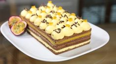 L'arlequin passion-chocolat Replay, Waffles, Pancakes, Biscuits, Sweets, Blot, Breakfast, Desserts, Sugar Cake