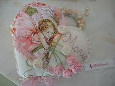 Coração da Maria :) BY A Fada Rosarinho. https://www.facebook.com/pages/A-Fada-Rosarinho/156591247695850