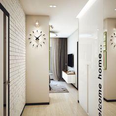 Morar sozinho quase sempre significa um apartamento pequeno, não é mesmo? Quem já morou ou mora sabe muito bem como é. Planejamento do espaço e decoração p