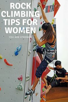This is a great resource for female climbers looking to get stronger and send more climbs! Advice from one strong chick to another!