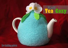 tea cozies to knit | Knit Tea Cozy