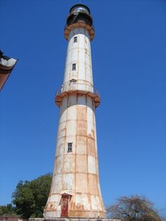 Katsepy Lighthouse, Mahajanga, Madagascar