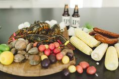 Lobster Boil Recipe courtesy of Tiffani Thiessen Summer Gazpacho Recipe courtesy of Tiffani Thiessen Blueberry Mojito Recipe courtesy of Tiffani Thiessen Tri Berry Trifle Recipe courtesy of Tiffani Thiessen Images by Rebecca Sanabria