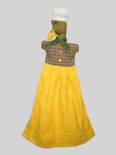 Essuie-mains chenille - Large choix d'objets décoratifs.