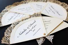 En Güzel Vintage Düğün Davetiyeleri