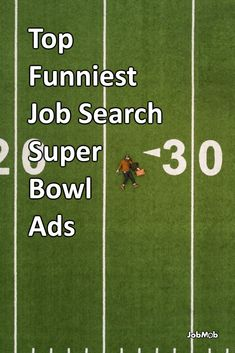 Take a job search break with these funny Super Bowl commercials. Career Success, Career Coach, Career Advice, Funny Jobs, Career Consultant, Job Search Tips, Top Funny, Social Marketing, Good Job