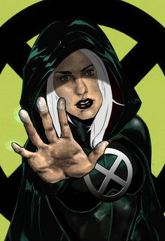 MINE- #Rogue (x-men)