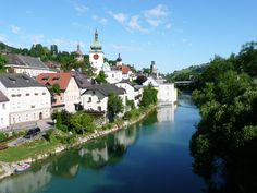 My mother, Rosa Pretz, came from Ibbsitz, near here, Waidhofen an der Ybbs, Austria