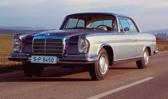 Why You Should Invest in a Mercedes-Benz 280 SE Coupe From 1969-71 - Bloomberg Business