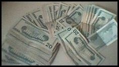 Real Money Stacks | ... Money Background Wallpaper , Real ...