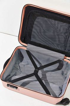 Herschel Supply Co. Trade Hard Shell Carry-On Luggage | @giftryapp