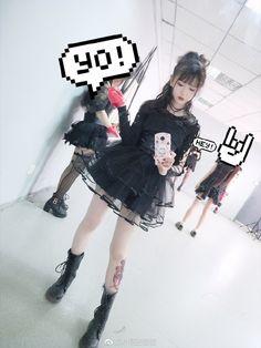 작은 둥근 얼굴 Xuexue 웨이 보 마이크로 블로깅 _
