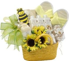 Gift Baskets for Mother's Day — Kathln. Art of Appreciation Gift Baskets Queen Bee Spa Bath and Body Gift Set