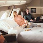Singapore Airlines, Otel Odalarını Gökyüzüne Taşıyor