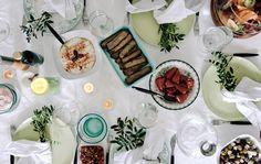 Organiza en casa una reunión de un club gastronómico