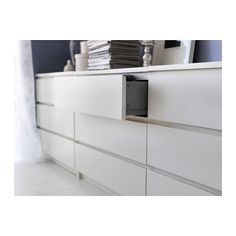 Bedroom Grey Chest Drawers Furniture Beautiful Malm Chest Of 3 Drawers White Cm Ikea – Grey Bedroom Ideas Malm Drawers, Malm Dresser, White Nightstand, Dresser As Nightstand, 3 Drawer Chest, Chest Of Drawers, Armoire Ikea, Bedroom Closet Doors, Master Bedroom