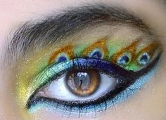 Artistic Make Up.
