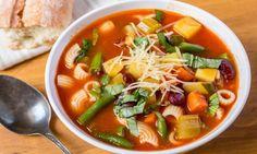 La meilleure soupe minestrone à la mijoteuse