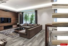 Most Noticeable Elegant Luxury Living Room Decor In case the room isn't comfortable, it isn't livable. Your living room is one particular space that n. Living Room Designs, Living Room Decor, False Ceiling Living Room, Creta, Luxury Living, Location, Hardwood Floors, House Design, Interior Design