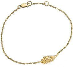 Sideways Wing Bracelet $6.50