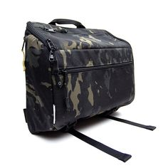 Camera Shoulder Bag - Black Camo from DSPTCH